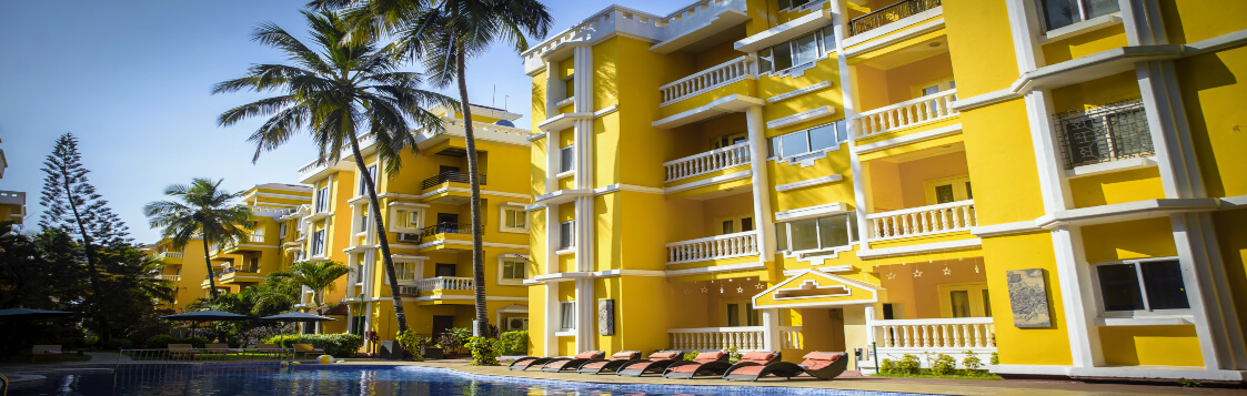 Goa Calangute Resorts