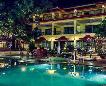 best hotels in calangute