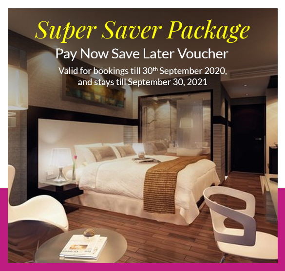 SUPER SAVER PACKAGE